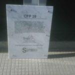 grabado placa homenaje sobre marmol-002