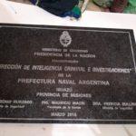 placas recordatoria prefectura naval